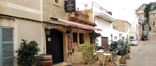 Restaurant La Fragua
